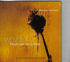 Wende&Huub van der Lubbe-Alleen de wind Weet cd single
