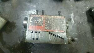 Boxford Lathe imperial gearbox casting