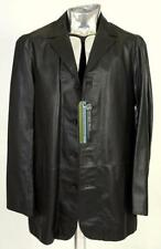HUGO BOSS Leather Collared Other Men's Jackets
