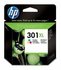 Tinta HP 301xl original color Ch564ee 1050/2050