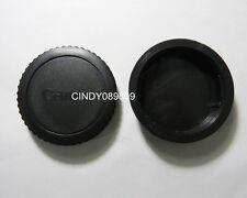 Body Cover + Lens Rear Cap for Canon 70D 5D3 6D 750D 760D 100D 700D EF Camera