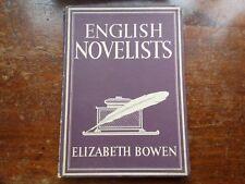 English Novelists by Elizabeth Bowen  2209