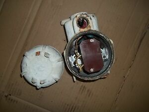 Crouse Hinds 5147-L White Electrical Enclosure *FREE SHIPPING*