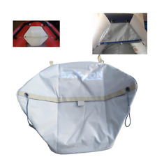 BOW BAG STORAGE INFLATABLE BOAT DINGHY RIB TENDER CREAM COLOUR Outboard