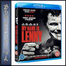 MY NAME IS LENNY - Starring Josh Helman  **BRAND NEW BLU-RAY***