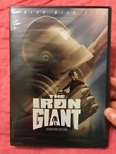 The Iron Giant: Signature Edition (Dvd, 2016) Sealed