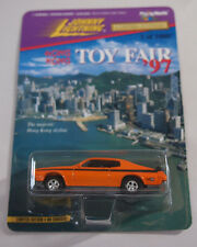 1997 Johnny Lightning, Hong Kong Toy Fair, 1970 GSX Orange 1 / 1000