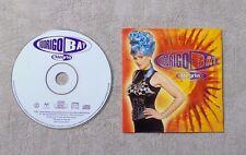 "CD AUDIO MUSIQUE / RODRIGO BAY ""ALEGRIA"" 3T CD SINGLE 1998 CARDBOARD SLEEVE"