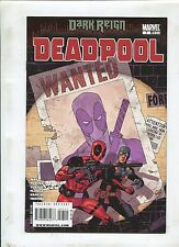 DeadPool #7 ~ How Long Can You Go? Part 2: What About Hydra Bob? Cover ~ (9.2)WH