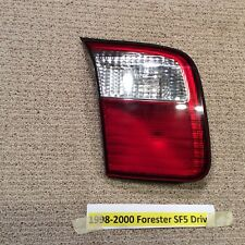 1998 1999 2000 FORESTER SF5 DRIVER LH INNER TAIL LIGHT OEM. Nice!!! 226-20697