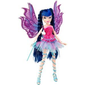 Winx Club Musa Doll ~  Mythix Collection ~ Fairy Doll ~ New In Box! Rare!!