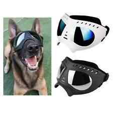 Dog Goggles Eye Wear Wind Protection Waterproof Snowproof Pet Padded Sunglasses