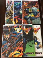 ASH #1-6 - Full Set - Quesada & Palmiotti - Event Comics 1994 - NM!!! 1st App