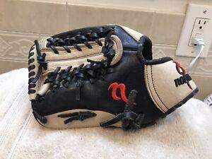 "Nokona Khrome NKK1151 11.5"" Youth Baseball Softball Glove Left Hand Throw"