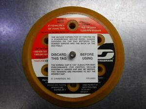 "Dynabrade 6"" Vacuum Disc Pad 56178 (LOC2704B)"