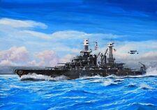 Trumpeter 05769 1/700 USS Maryland BB-46 1941