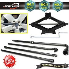 For Ford F-150 (04-14) Spare Tire Tool Kit Lug Wrench Set + 2 Tonne Scissor Jack