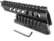 New Side Saddle Tactical Optics Rail Mount for Remington 870 12 GA Shotgun