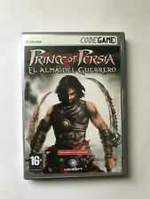 Prince of Persia el Alma del Guerrero para PC CD-Rom Español envio gratis