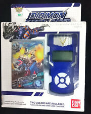 NEW Bandai Digimon Xros Wars BLUE Fusion Loader Digivice English Date Link NEO