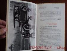 1914 Lozier Motor Company Catalog Brochure Lozier Four Brass Age Detroit ORIG.