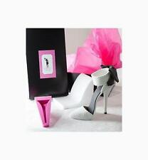 NY Cake Stiletto High Heel Shoe Kit Pink Candy Making Mold, New