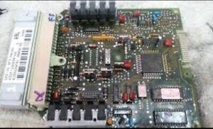 89-93 Ford Mustang A9L, A9P, 5.0L Computer Premium Capacitor Repair Kit PCM ECU