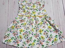 NEW NWOT STELLA McCARTNEY KIDS GIRLS 9 MOS FLORAL DRESS SPRING SUMMER