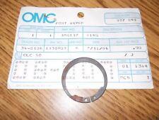 305132, Retaining Ring, 1990 JOHNSON 60HP (LONG) J60TLEXX