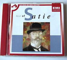 SATIE . BEST OF SATIE . CD
