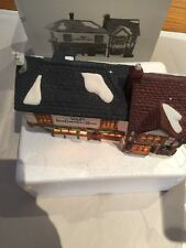"""Dept 56 Dickens Village Series """"THE OLD CURIOSITY SHOP"""" 59056 RETIRED in box"""