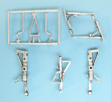 F-101B Voodoo Landing Gear For 1/72nd Scale Revell Model SAC 72074