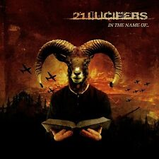 21 Lucifers-in the name of... CD