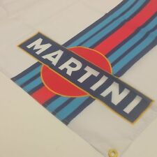Martini Racing Flag Rossi Porsche Formula One Team F1 Banner Auto Car Verticle 1