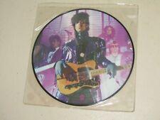 VINYL 45 RPM PRINCE: LTD PICTURE DISC LITTLE RED CORVETTE `99