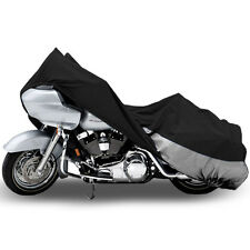 Motorcycle Bike Cover Travel Dust Storage Cover For Honda VTX 1300 C R RETRO