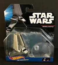MATTEL DXX59 - Hot Wheels Starships - Star Wars Imperial Shuttle