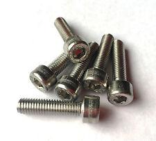 Viti in acciaio inossidabile (inox) per scodellini molle frizione a secco Ducati