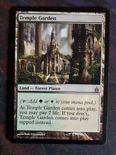 Mtg temple garden x 1 great condition