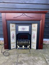 Electric Fireplace Used & In Great Working Order