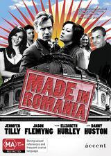 Made In Romania (DVD) - ACC0208