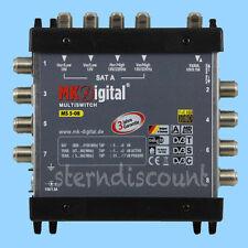 vía satélite multiconmutadores 5/8 mk-digital QUAD Y Quattro LNB