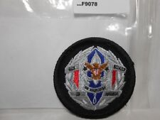 CHIEF SCOUT EXECUTIVE ROUND PATCH FOR WINNERS CIRCLE PROGRAM F9078