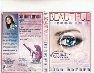 BEAUTIFUL Lisa Bevere  DVD Christian Motivational Women's Empowerment
