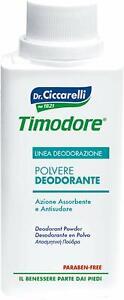 Ciccarelli Timodore Polvere Per i Piedi 250 Grammi