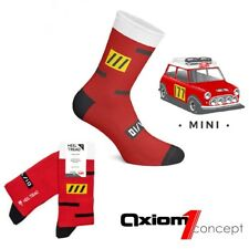 Heel Tread Pair of Socks Sock Modern Men For Mini Cooper Classic Clubman US 8-12