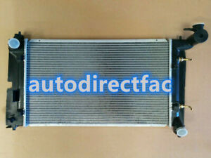New RADIATOR FOR Toyota COROLLA ZZE122R 2001-2007 AT/MT 2006 2005 2004 2003 2002