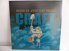 CRAFT Dites le avec une pelle AINU RECORDS