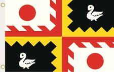 Fahne Flagge Eisden-Margraten (Niederlande) Hissflagge 90 x 150 cm