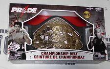 Antonio Rodrigo Nogueira Signed Pride FC Toy Championship Belt Box PSA/DNA UFC
